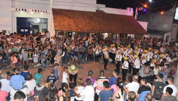 Vuelven los carnavales a Moquehuá