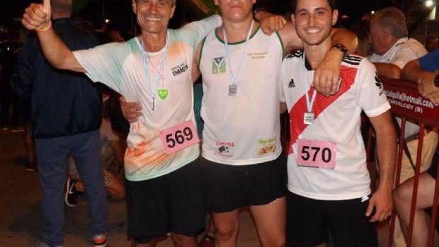 """""""Es hermoso disfrutar este Maratón en familia"""""""