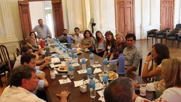Secretarios de Hacienda de 6 ciudades  se reunieron para trabajar en conjunto