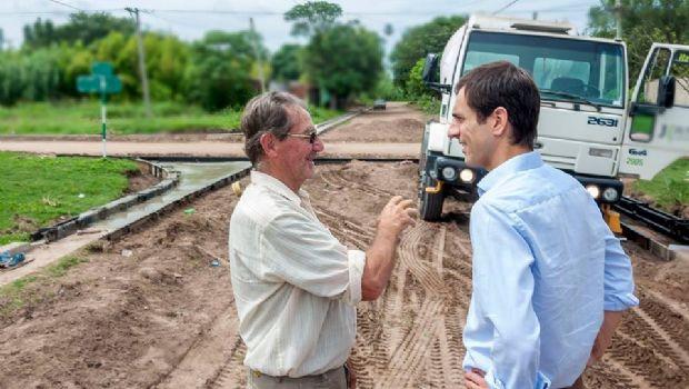"""Petrecca: """"Si se eliminan las PASO, podemos asfaltar todo Junín"""""""
