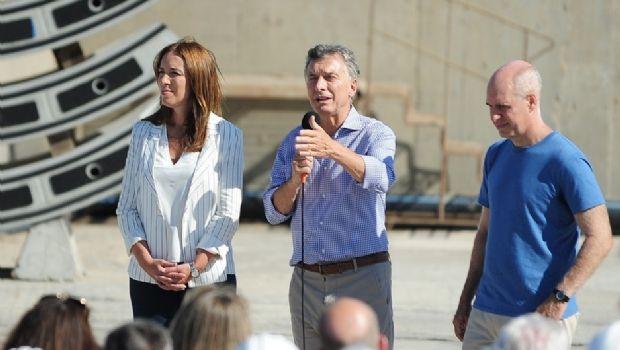 Macri aseguró que no hay corrupción en las obras públicas gestionadas por su gobierno