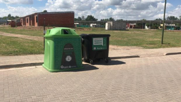 Tratamiento integral de residuos para Moquehuá