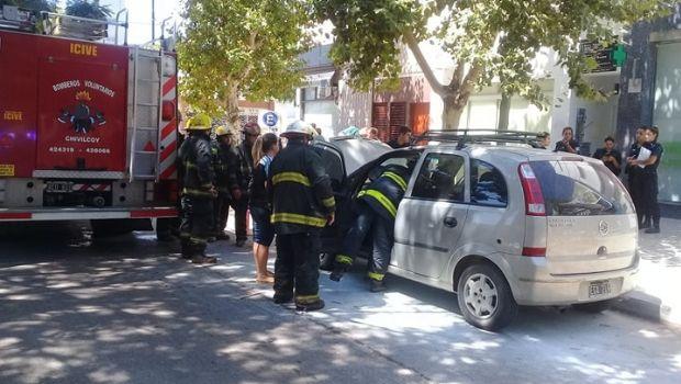 Problemas en el aire acondicionado de un vehículo