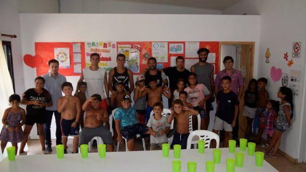 """Jornada recreativa en el Barrio de """"La Agraria"""""""
