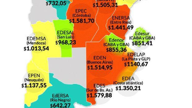 Chivilcoy se encuentra entre las ciudades  con servicio de energía más caro del país