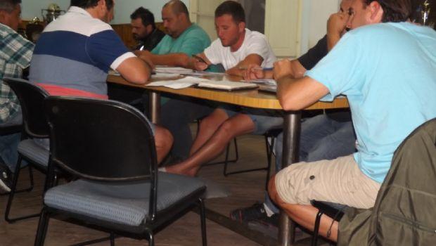 Muchos temas en la reunión de la Liga Chivilcoyana