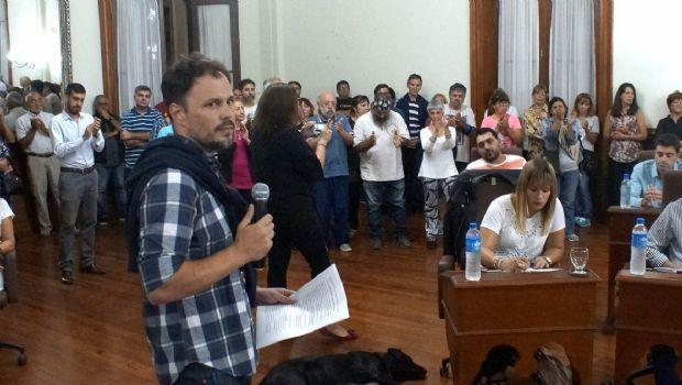 Unánime rechazo de los concejales chivilcoyanos al aumento de ABSA