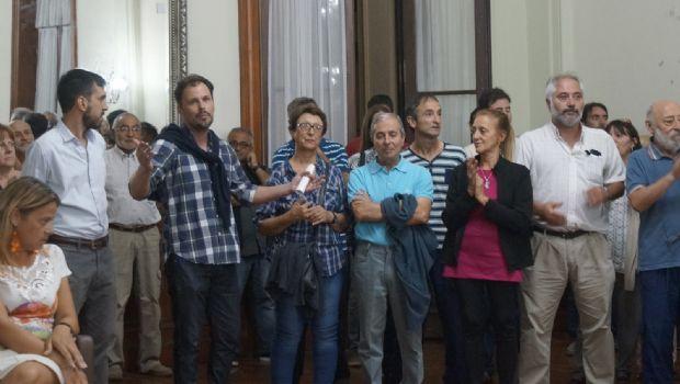 """""""Pedimos declarar la emergencia sanitaria en Chivilcoy, porque no tenemos agua para consumo humano"""""""