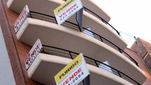 La compraventa de inmuebles en la provincia cayó un 35,9% en febrero