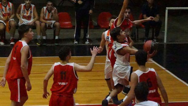 Junín se llevó la eliminatoria U15