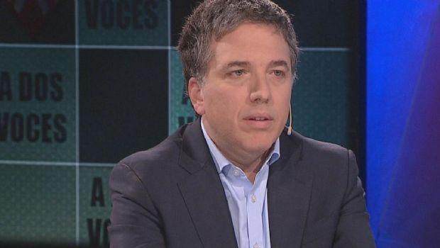 """Dujovne en EEUU: el entorno financiero """"sigue siendo inestable"""""""