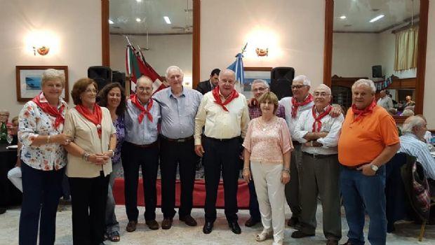 Reconocimiento al Dr. José María Eliceire,  por sus 50 años como Medico Cardiólogo