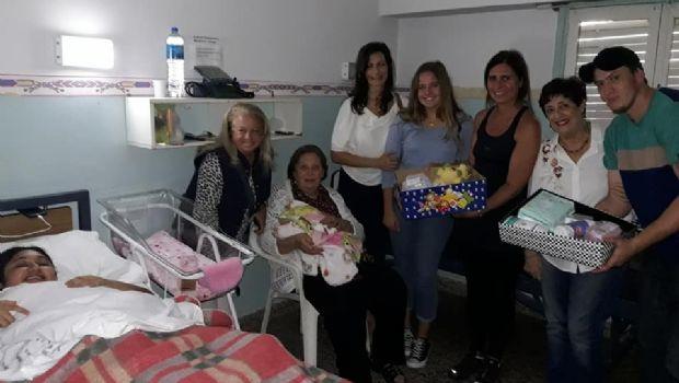 """Rotary Club de Chivilcoy Oeste celebró su  cumpleaños con el """"Bebé del Aniversario"""""""