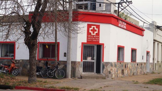 Violentaron la caja fuerte de la  Cruz Roja y roban 18 mil pesos