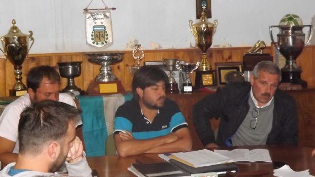 Noche de visitas en la Liga Chivilcoyana