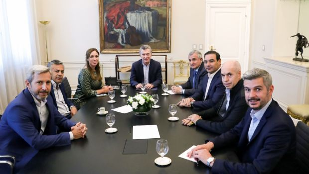 Macri reunió a gobernadores de Cambiemos para analizar impacto de paquete económico