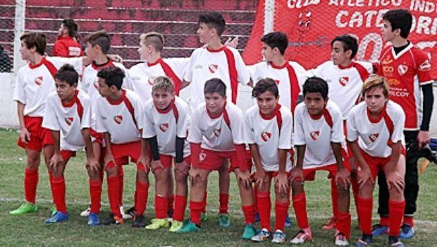 Doblete de los chicos de Independiente en Olavarría