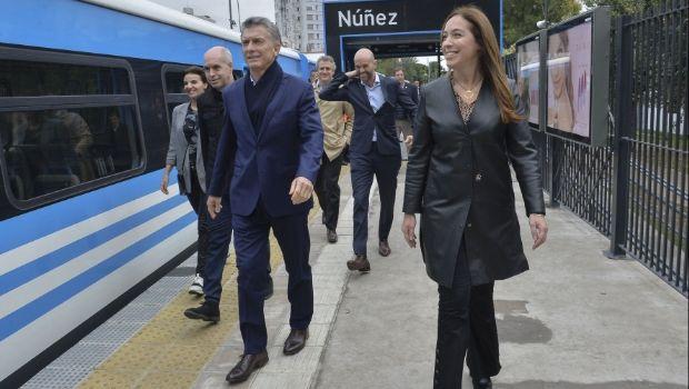 En modo campaña: Macri junto a Vidal inauguran obras en la localidad de Campana